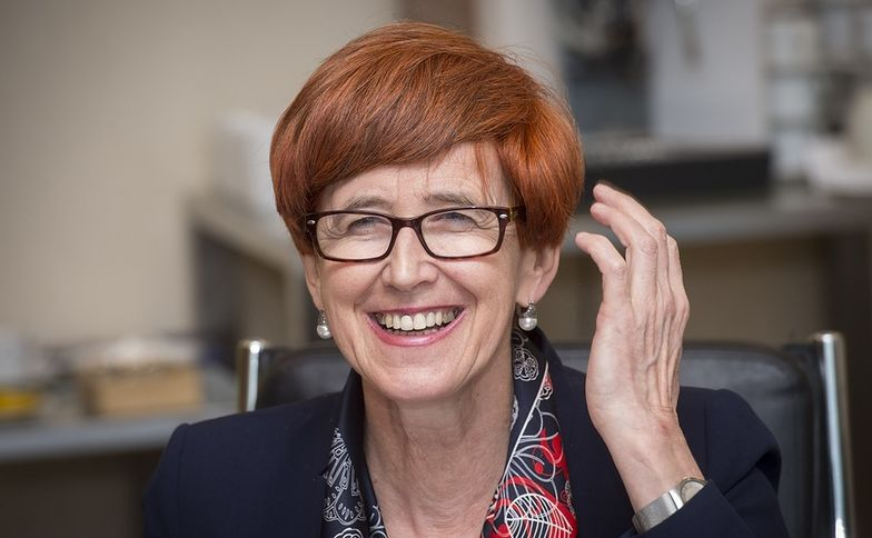 Trzynasta emerytura czeka już tylko na podpis prezydenta. Elżbieta Rafalska nie ukrywa radości na Twitterze