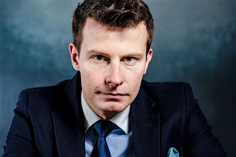 Jakub Bartosiak, ekspert z kancelarii Michrowski Bartosiak Familly Office
