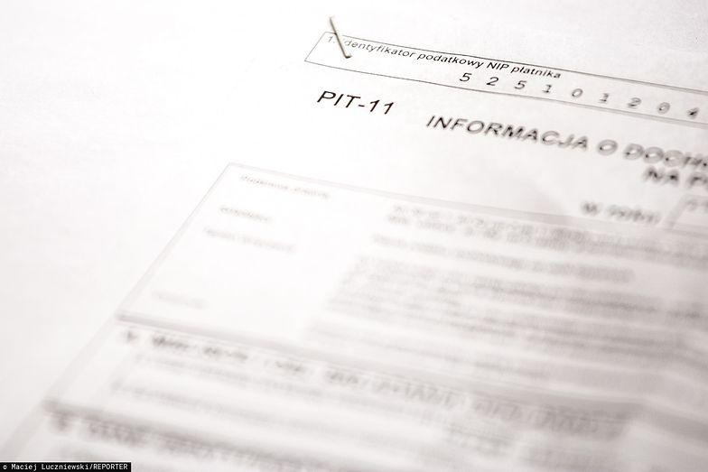 Nowa deklaracja PIT-11. Trzeba było uwzględnić ulgę dla młodych