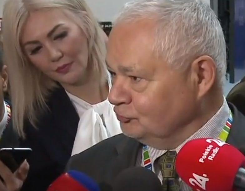 Martyna Wojciechowska to szefowa departamentu komunikacji w Narodowym Banku Polski i zaufana osoba prezesa