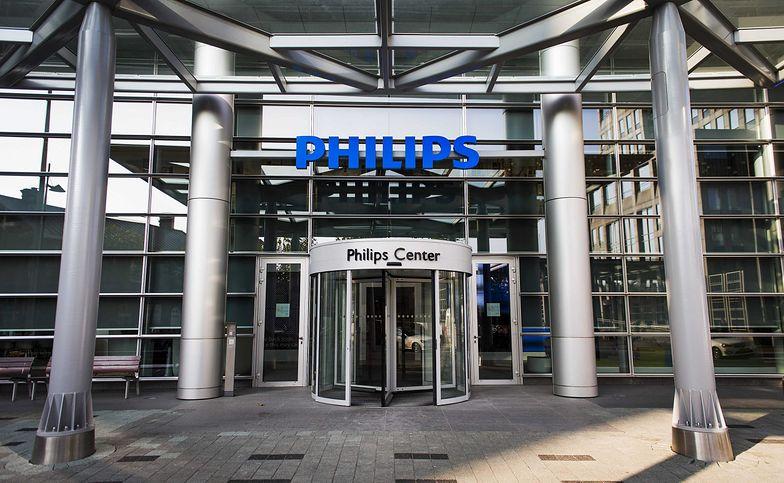 Philips zmienia profil działalności.