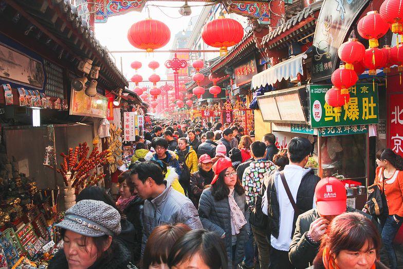 Zaskakujące dane dotyczące chińskiej wymiany handlowej.