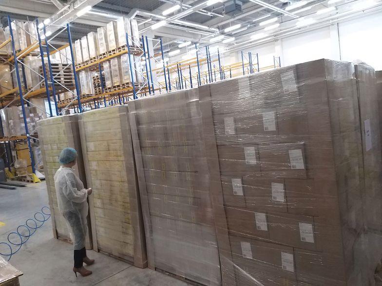 Pierwsza partia cukierków poleciała do Dubaju. Biznesowy związek między Fabryką Cukierków Pszczółka, a Bliskim Wschodem nabiera tempa