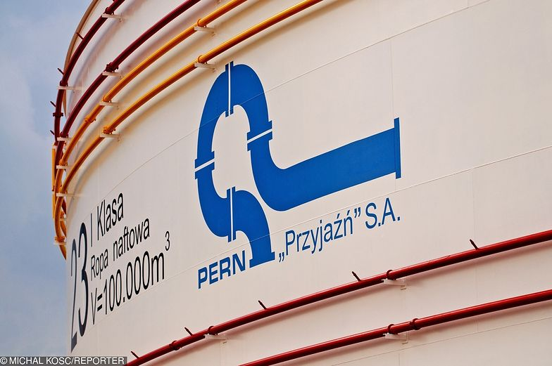 Czysta ropa z Rosji już płynie do Polski