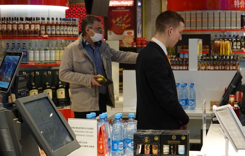 We Włoszech przedsiębiorcy wyczuli zarobek na maseczkach i płynach do dezynfekcji. Wszystko przez koronawirus (zdjęcie ilustracyjne)