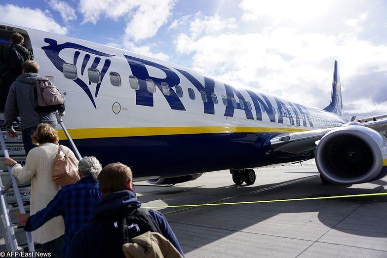 Ryanair z nową bazą w Polsce i nową siatką połączeń z Katowic.