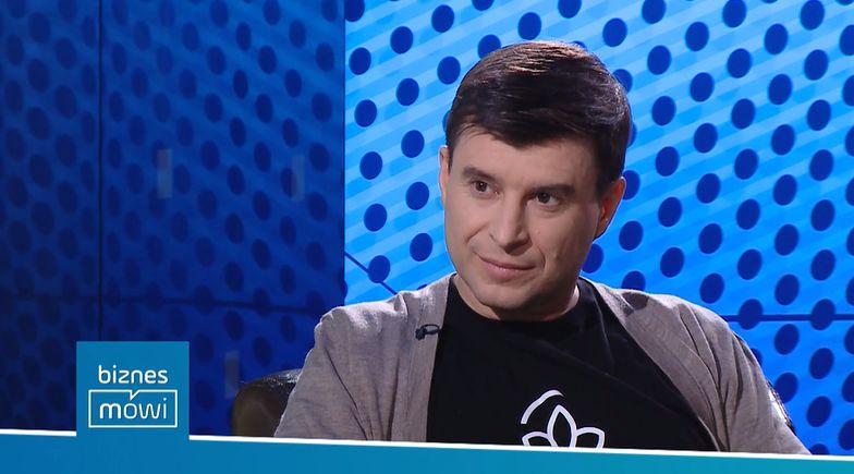 """Gościem programu """"Biznes Mówi"""" - Michał Kiciński"""