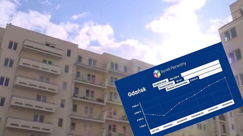 Drogo, coraz drożej - tak można podsumować to, co dzieje się z cenami mieszkań w największych polskich miastach.