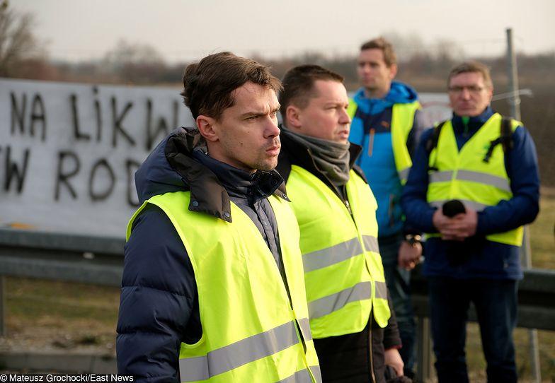 """Prezes AGROunii Michał Kołodziejczak zapowiada """"oblężenie Warszawy"""""""