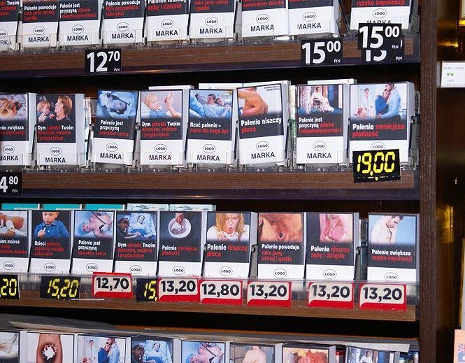 Nowe przepisy mają ograniczyć szarą strefę w handlu papierosami