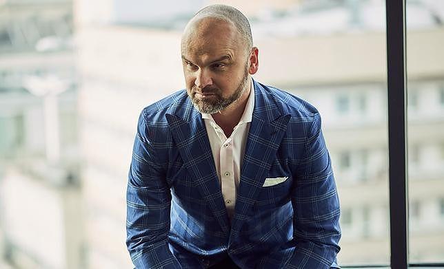 Rafał Brzoska, założyciel i prezes InPost.