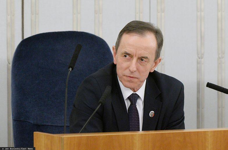Tomasz Grodzki przekonuje, że senatorowie usunęli ustawy wszystko, co nie wiąże się z walką z koronawirusem.