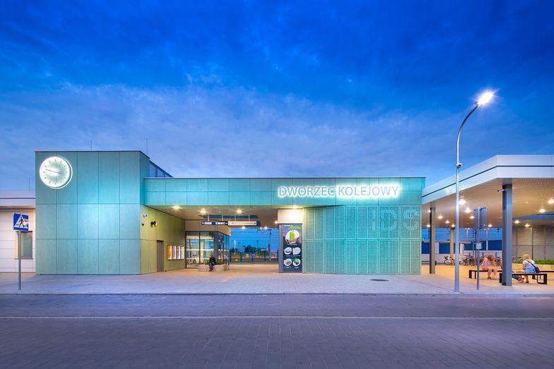 Dworzec w Nasielsku