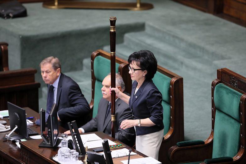 Sejm zagłosował ws. jawności majątków rodzin polityków.