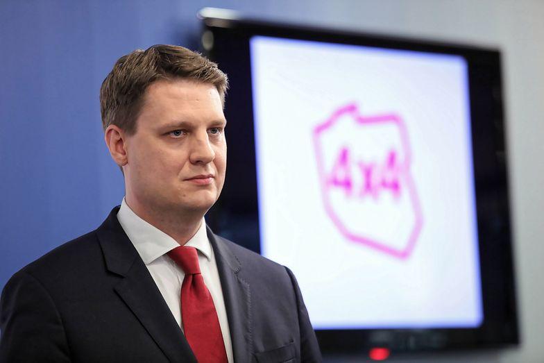 Filip Rdesiński pod koniec czerwca zrezygnował z funkcji prezesa Polskiej Fundacji Narodowej