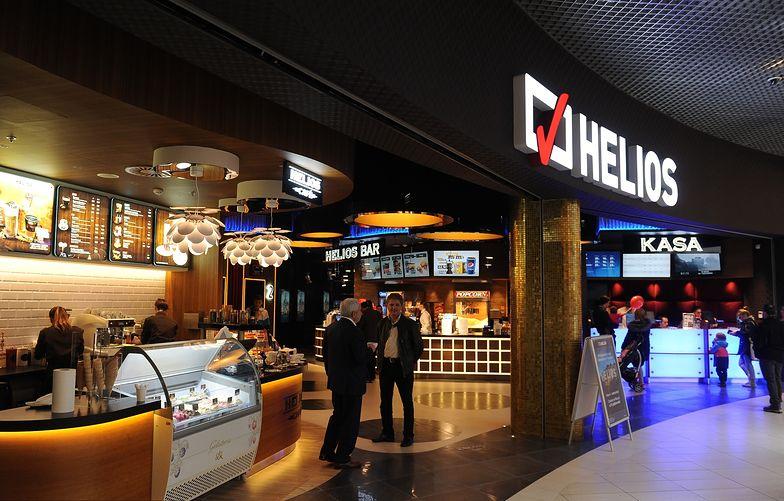 Agora jest większościowym właścicielem sieci kin Helios