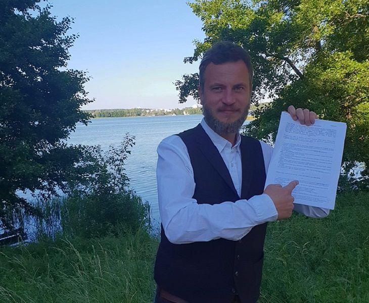 Arek Regiec jest twórcą i prezesem Beesfund, największej w Polsce internetowej platformy zbiórek społecznościowych