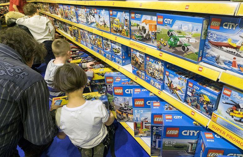 Lego ciągle nie traci na popularności.