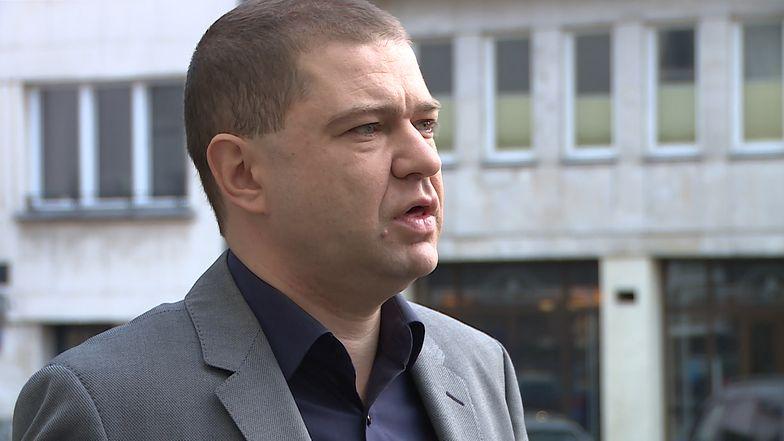 Szumlewicz to dziennikarz, działacz lewicowy a do niedawna także przewodniczący Rady Mazowieckiej OPZZ