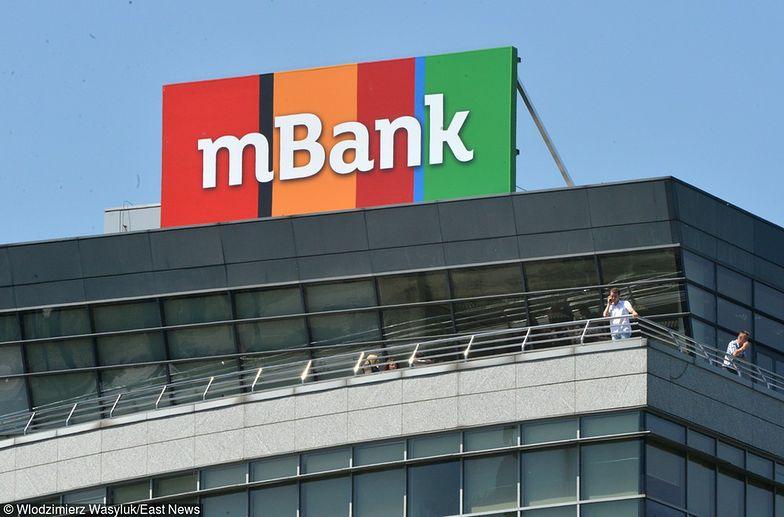 Klienci mBanku zapłacą więcej.