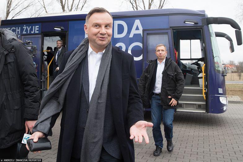 Andrzej Duda podpisał ustawę o trzynastych emeryturach