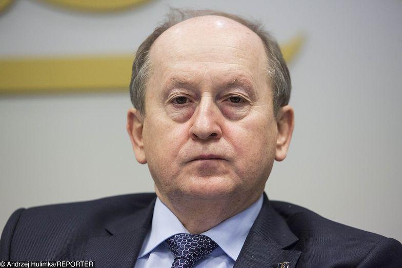 Prezes ZBP Krzysztof Pietraszkiewicz.