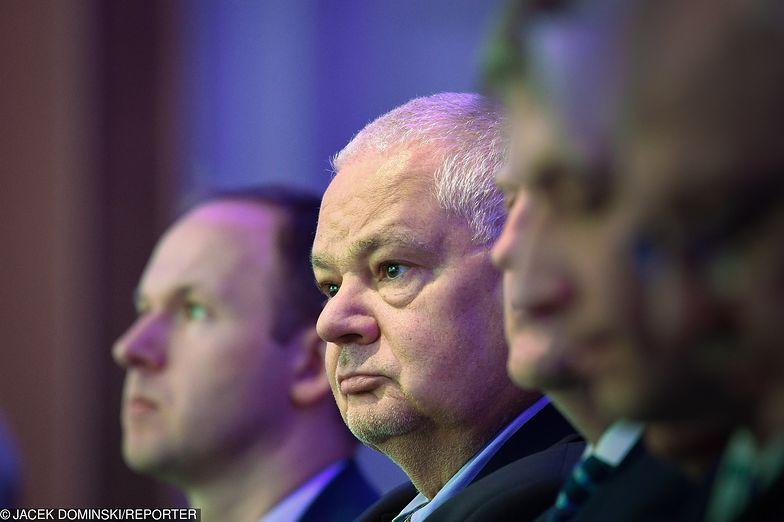 Adam Glapiński, szef NBP miał poprosić Marka Chrzanowskiego o to, by zorganizował spotkanie z Leszkiem Czarneckim.