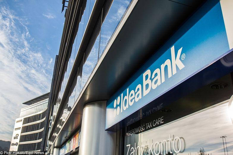 Idea Bank na koniec roku miał jeszcze ponad miliard złotych płynnych środków. Potem spłacił kredyt w NBP.