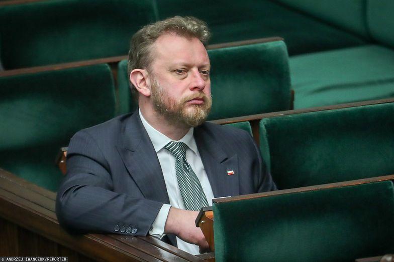 Łukasz Szumowski zapowiada poluzowanie obostrzeń względem gospodarki.