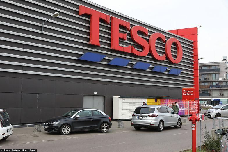 Tesco zamyka kolejny sklep (zdjęcie ilustracyjne)
