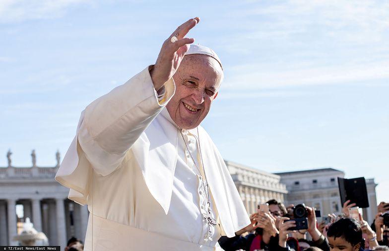 Franciszek opowiada się za podatkiem od najbogatszych