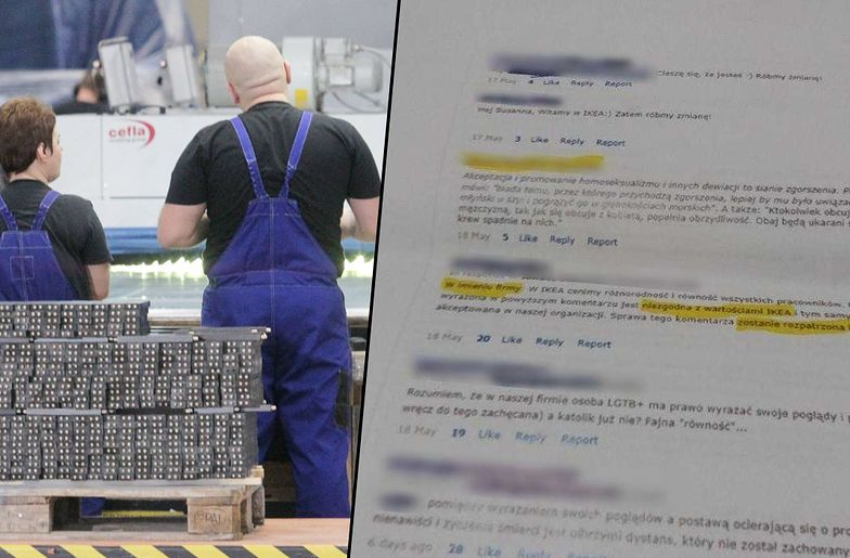 Jeden post i już - Ikea zaprosiła pracownika na rozmowę, później zwolniła