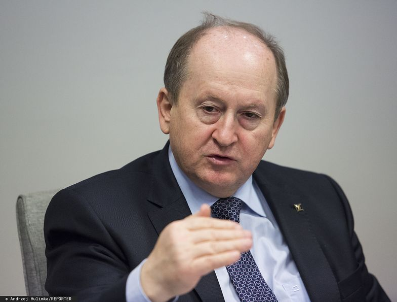Krzysztof Pietraszkiewicz jest prezesem Związku Banków Polskich.