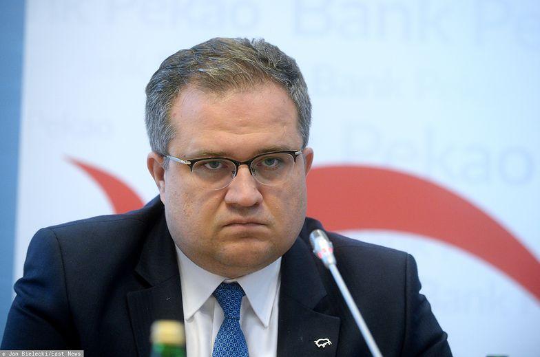 Oficjalnie Michał Krupiński będzie chciał kontynuować karierę za granicą.
