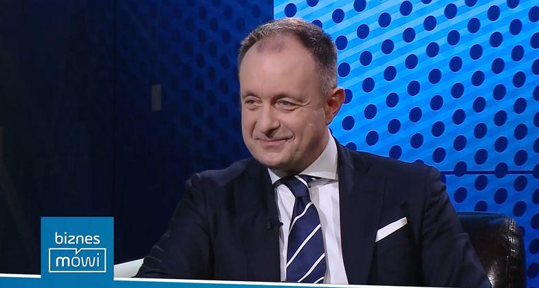 Biznes Mówi. Gościem Wojciech Sieńczyk