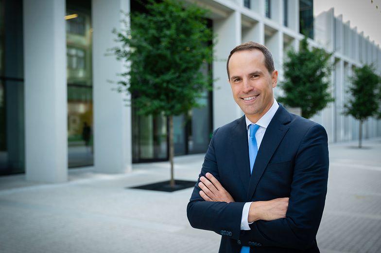 Daniel Radkiewicz, prezes firmy INWI, która reprezentuje kilka europejskich funduszy inwestycyjnych, zajmujących się najmem zwrotnym.
