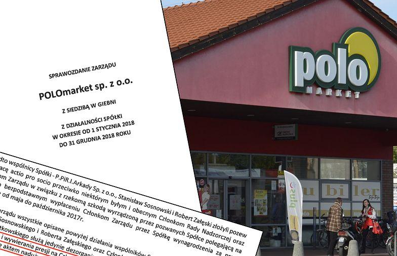 Polomarket zbliża się do rekordowych przychodów i... ma problemy wewnętrzne