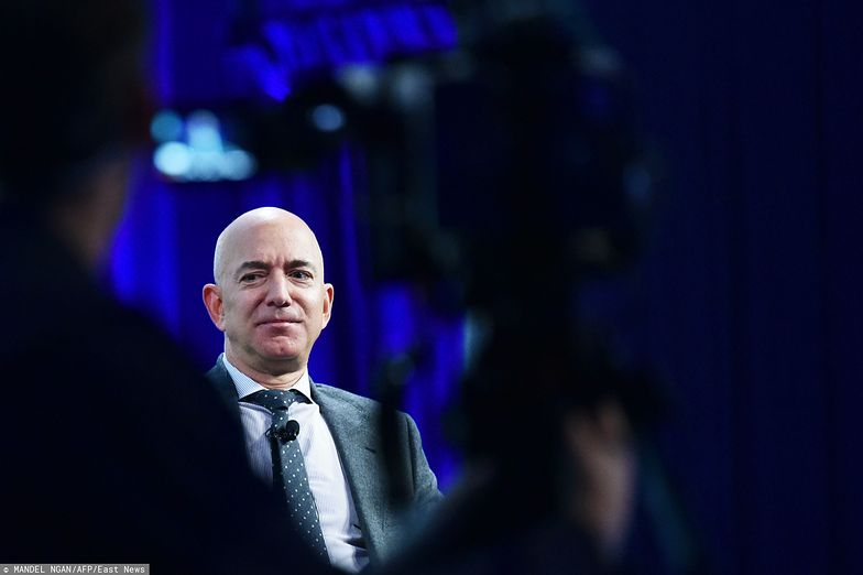 Jeff Bezos niedługo może stracić miano najbogatszego człowieka na świecie