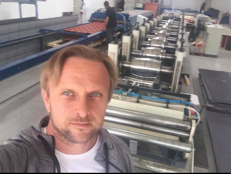 Tomasz Kurcin od pięciu lat sprzedaje rynny w Rumunii. Teraz szykuje swoją firmę do debiutu na giełdzie w Bukareszcie.