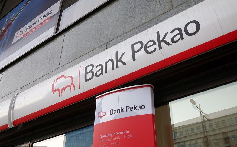 Bank Pekao będzie zwalniał.