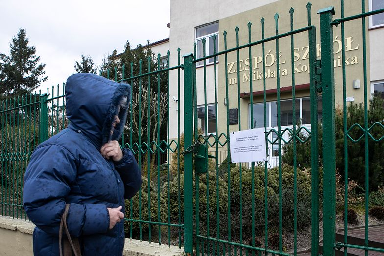 Szkoły będą zamknięte przez dwa tygodnie - również te prywatne