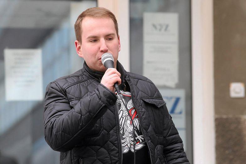 Adam Andruszkiewicz od niedawna piastuje stanowisko ministra w resorcie cyfryzacji