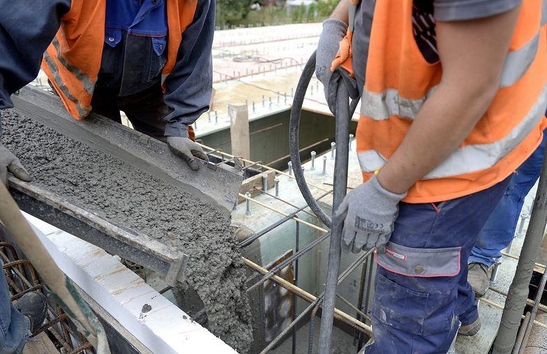 Spółka działa we wszystkich podstawowych sektorach branży budowlanej