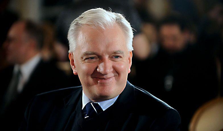 - Priorytetem wzrost płac Polaków i obniżanie podatków - powiedział Jarosław Gowin na konwencji PiS.