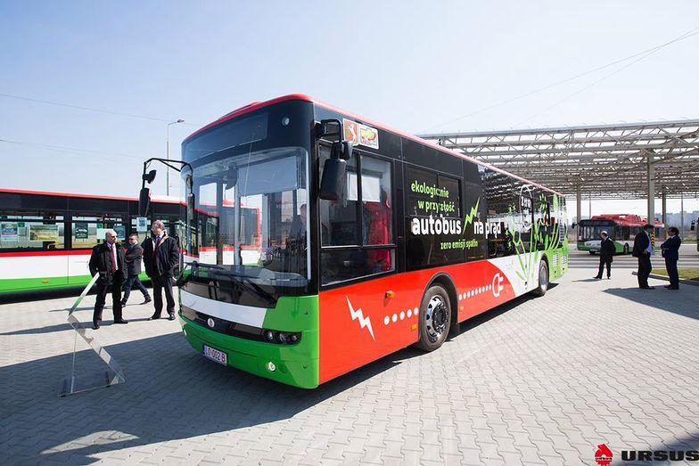 Ursus będzie produkował autobusy