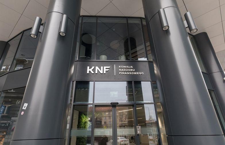 KNF uspokaja ws. wyników Idea Banku