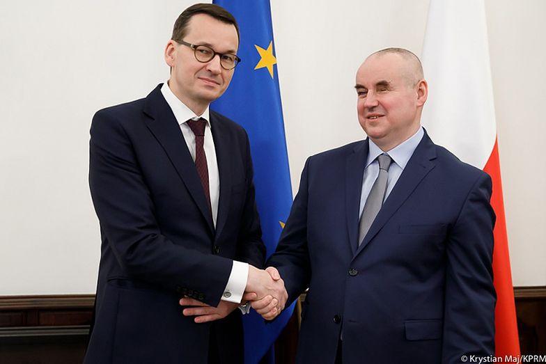 Piotr Wdówik został pełnomocnikiem rządu ds. osób z niepełnosprawnościami.