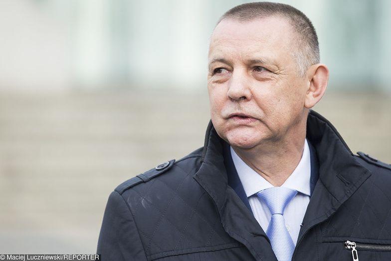 Marian Banaś pracuje w ministerstwie finansów od 2015 roku. Obecnie szefuje też KAS.
