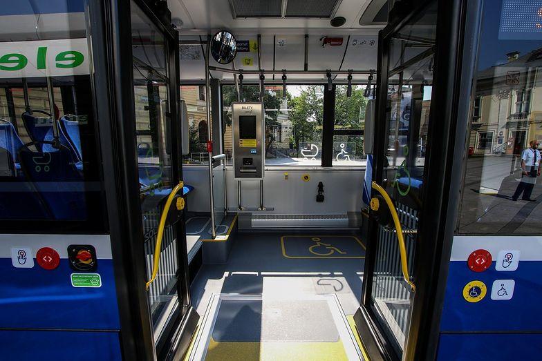 Autonomiczne autobusy miejskie już wkrótce na ulicach?