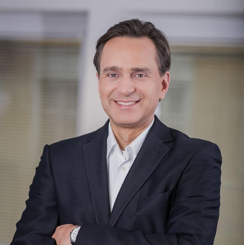 Włodzimierz Schmidt Prezes IAB Polska